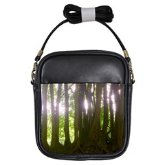 Tree Of Trees Girls Sling Bags