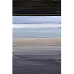 Pompey Beach 5 5  X 8 5  Notebooks