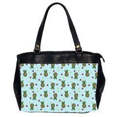 Pineapple Watermelon Fruit Lime Office Handbags (2 Sides)