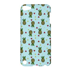 Pineapple Watermelon Fruit Lime Apple Ipod Touch 5 Hardshell Case