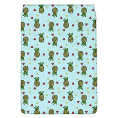 Pineapple Watermelon Fruit Lime Flap Covers (l)  by Nexatart