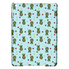 Pineapple Watermelon Fruit Lime Ipad Air Hardshell Cases by Nexatart
