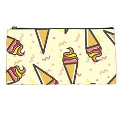 Pattern Sweet Seamless Background Pencil Cases by Nexatart