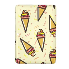Pattern Sweet Seamless Background Samsung Galaxy Tab 2 (10 1 ) P5100 Hardshell Case