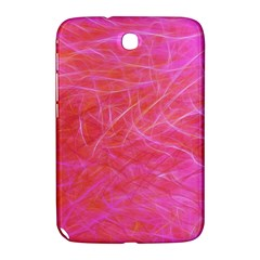 Pink Background Abstract Texture Samsung Galaxy Note 8 0 N5100 Hardshell Case
