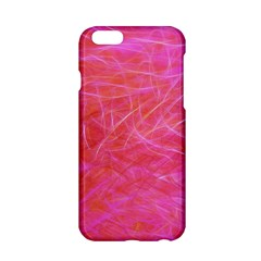 Pink Background Abstract Texture Apple Iphone 6/6s Hardshell Case