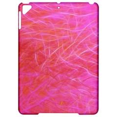 Pink Background Abstract Texture Apple Ipad Pro 9 7   Hardshell Case