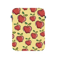 Seamless Pattern Healthy Fruit Apple Ipad 2/3/4 Protective Soft Cases