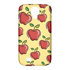Seamless Pattern Healthy Fruit Samsung Galaxy S4 Classic Hardshell Case (pc+silicone)