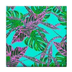 Painting Oil Leaves Nature Reason Face Towel by Nexatart