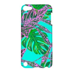 Painting Oil Leaves Nature Reason Apple Ipod Touch 5 Hardshell Case