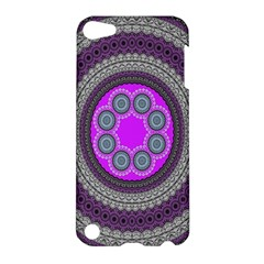 Round Pattern Ethnic Design Apple Ipod Touch 5 Hardshell Case