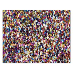Pattern Abstract Decoration Art Rectangular Jigsaw Puzzl