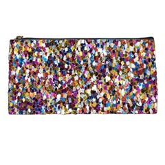 Pattern Abstract Decoration Art Pencil Cases by Nexatart