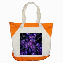 Abstract Pattern Fractal Wallpaper Accent Tote Bag
