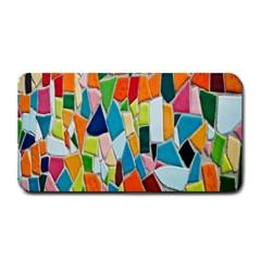 Mosaic Tiles Pattern Texture Medium Bar Mats
