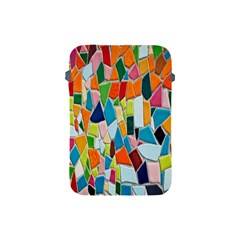 Mosaic Tiles Pattern Texture Apple Ipad Mini Protective Soft Cases