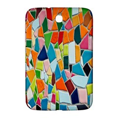 Mosaic Tiles Pattern Texture Samsung Galaxy Note 8 0 N5100 Hardshell Case