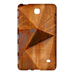 Steel Corten Steel Brown Steel Samsung Galaxy Tab 4 (8 ) Hardshell Case