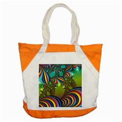 Amazing Fractal 5182 Accent Tote Bag
