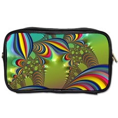 Amazing Fractal 5182 Toiletries Bags 2 Side