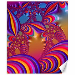 Amazing Fractal 5182b Canvas 8  X 10
