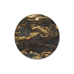 Granite 0587 Magnet 3  (round)