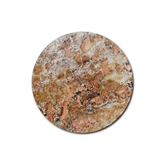 Granite 0533 Rubber Round Coaster (4 Pack)