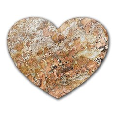 Granite 0533 Heart Mousepads