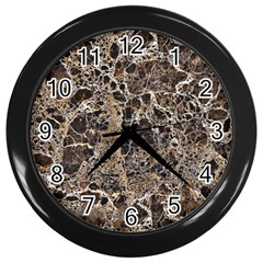 Granite 0525 Wall Clocks (black)