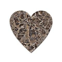 Granite 0525 Heart Magnet