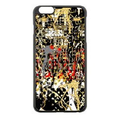 Facing The Storm Design By Kiekie Strickland Apple Iphone 6 Plus/6s Plus Black Enamel Case