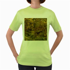 Granite 0537 Women s Green T Shirt