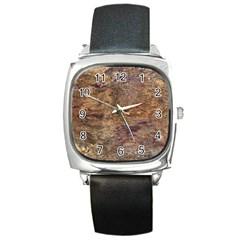 Granite 0537 Square Metal Watch