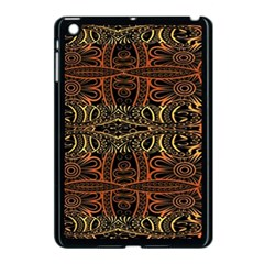 Gorgeous Aztec Design By Kiekie Strickland Apple Ipad Mini Case (black) by flipstylezdes