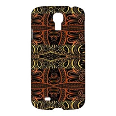 Gorgeous Aztec Design By Kiekie Strickland Samsung Galaxy S4 I9500/i9505 Hardshell Case by flipstylezdes