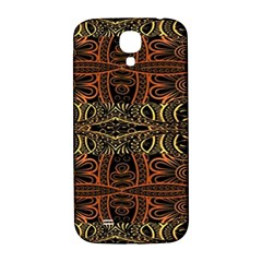 Gorgeous Aztec Design By Kiekie Strickland Samsung Galaxy S4 I9500/i9505  Hardshell Back Case by flipstylezdes