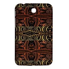 Gorgeous Aztec Design By Kiekie Strickland Samsung Galaxy Tab 3 (7 ) P3200 Hardshell Case  by flipstylezdes