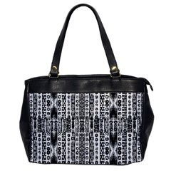 Creative Retro Black And White Abstract Vector Designs By Kiekie Strickland Office Handbags