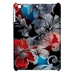 Beautiful Hibiscus Flower Design  Apple Ipad Mini Hardshell Case by flipstylezdes