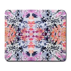 Elegant Japanese Inspired Floral Pattern  Large Mousepads by flipstylezdes