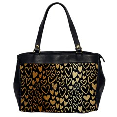 Cluster Of Tiny Gold Hearts Seamless Vector Design By Flipstylez Designs Office Handbags