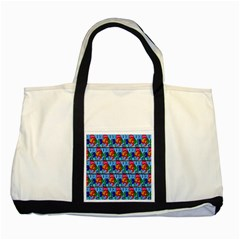 Fish Two Tone Tote Bag