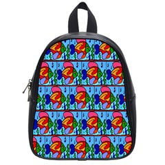 Fish School Bag (small) by ArtworkByPatrick1