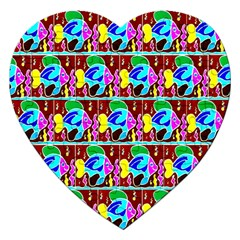 1 Jigsaw Puzzle (heart)