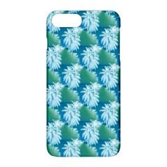 Palm Trees Tropical Beach Coastal Summer Style Small Print Apple Iphone 8 Plus Hardshell Case