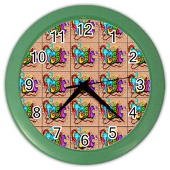 1 Color Wall Clocks