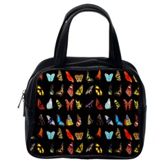 Butterfly Classic Handbags (one Side)