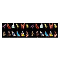 Butterfly Satin Scarf (oblong)