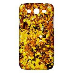 Birch Tree Yellow Leaves Samsung Galaxy Mega 5 8 I9152 Hardshell Case  by FunnyCow